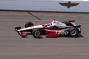 IndyCar Commentary Success at Indy for the rookies as Carpenter sets early pace