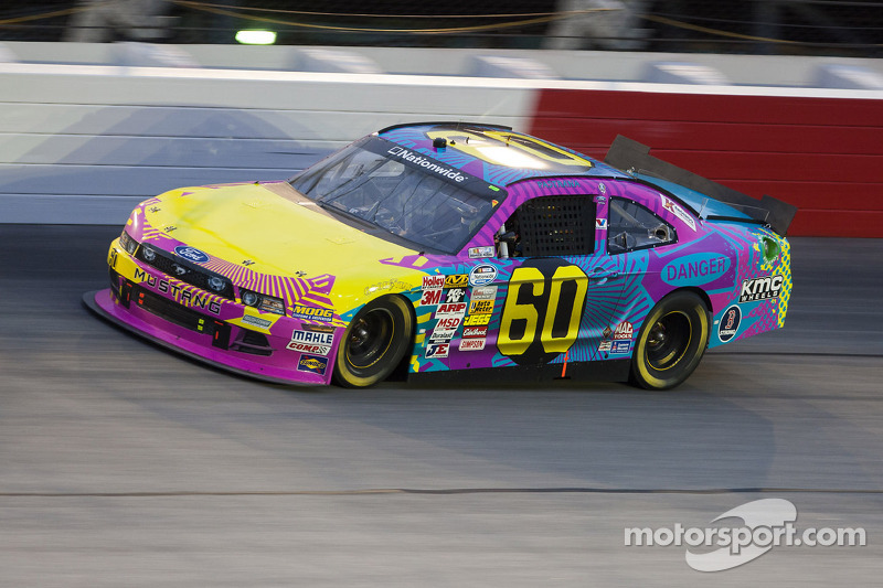 "Pastrana Finishes 28th at the ""Track too Tough to Tame"""
