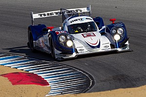 ALMS Race report Fuel pressure ruined Dyson and Smith race at Laguna Seca