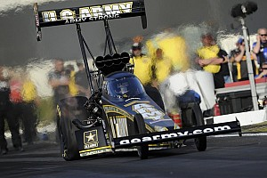NHRA Qualifying report Schumacher, Hight and Edwards lead Friday qualifying in Kansas Nationals