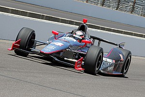 IndyCar Practice report Panther teammates stay fast on Friday as Hildebrand, Bell ready for Indianapolis 500 Pole Day
