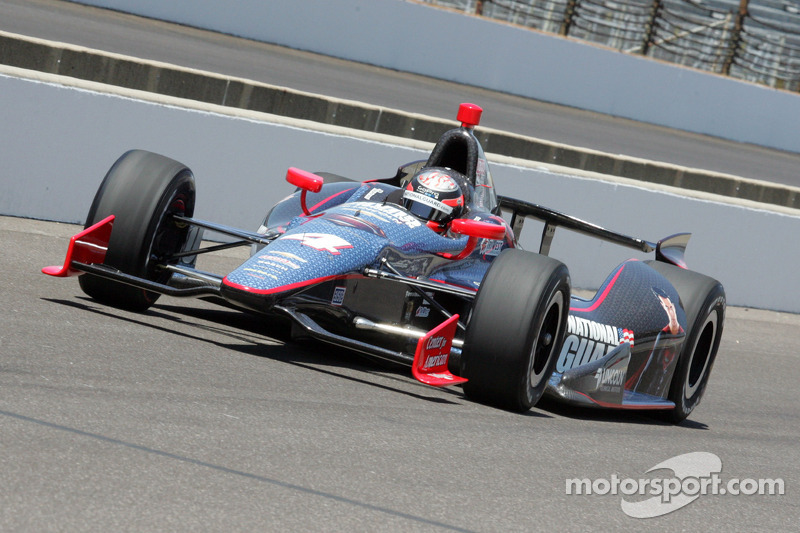 Panther teammates stay fast on Friday as Hildebrand, Bell ready for Indianapolis 500 Pole Day