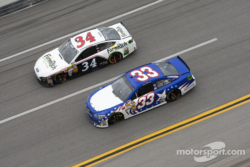 A test for both man and machine for Ragan at Charlotte Motor Speedway