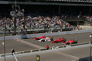 Indy Lights Race report Dempsey wins thrilling Firestone Freedom 100 race at Indianapolis