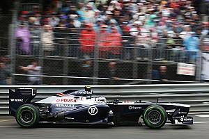 Formula 1 Qualifying report Bottas qualified 14th with Maldonado 16th for tomorrow's Monaco GP