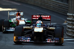 Formula 1 Race report Mixed results for Toro Rosso on Monaco GP