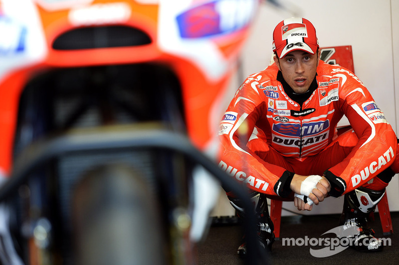 Ducati Team prepares for home GP at Mugello