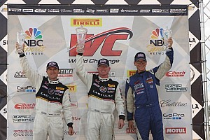 PWC Race report O'Connell, Wilkins score the Saturday GT and GTS wins at Belle Isle