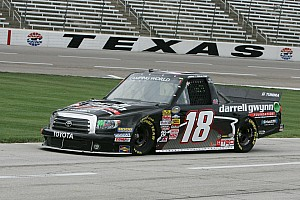 NASCAR Cup Preview Coulter debut new Tundra chassi at TMS