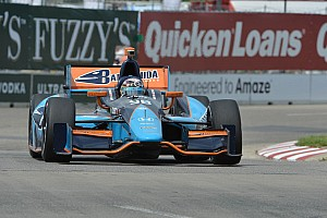 IndyCar Qualifying report Alex Tagliani qualified 16th for upcoming Texas 550