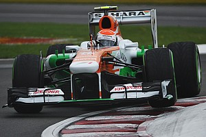 Formula 1 Qualifying report Sahara Force India's Sutil qualified in eighth for tomorrow's Canadian GP
