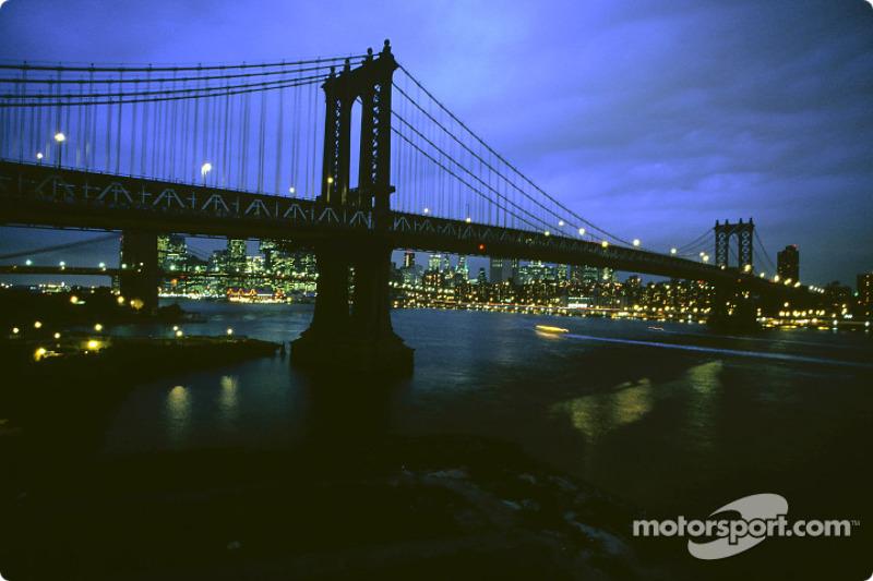 New York race 'definitely' on - promoter