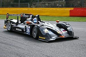 Le Mans Testing report Archie Hamilton completes successful wet test at Le Mans