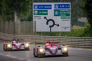 Le Mans Testing report All eyes on OAK Racing at the Test Day for the 24 Hours of Le Mans