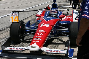 IndyCar Race report Sato bounced back to finish 11th on Texas 550