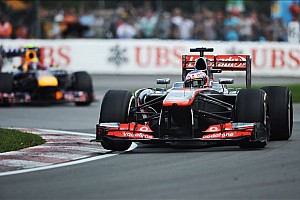 Formula 1 Breaking news Button writes off 2013 title