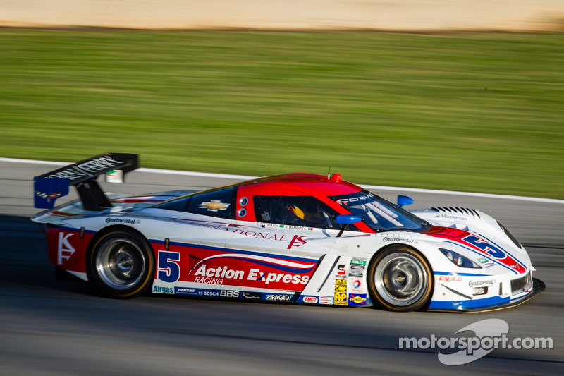 Action Express Racing going for gold at Mid-Ohio
