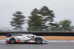 Le Mans Breaking news Audi at Le Mans: engine technology forges close links to production
