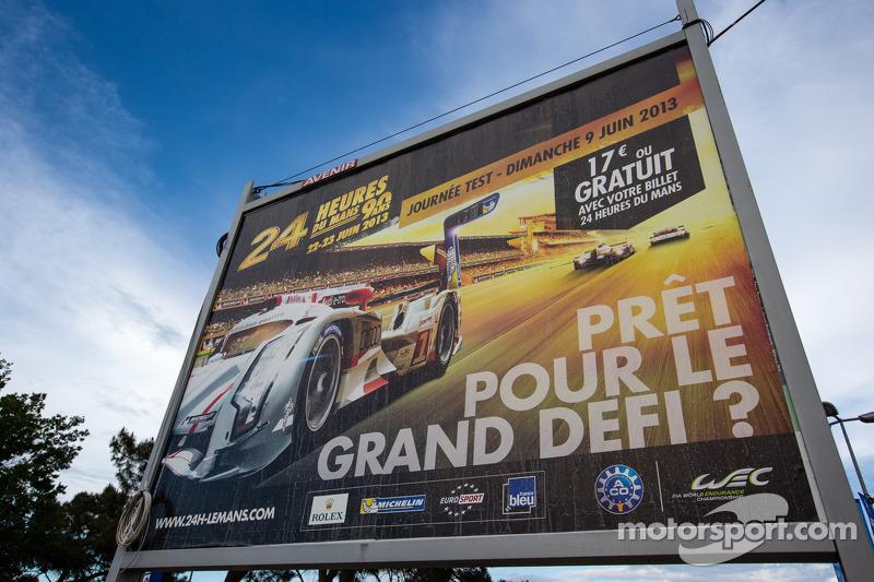 Le Mans 24 Hours - Scrutineering procedures
