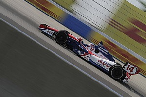 IndyCar Race report Yellow flag cost Sato a chance of podium on Milwaukee Mile