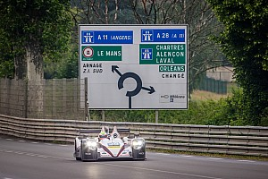 Le Mans Qualifying report Jota Sport leaves it late to line up third at Le Mans