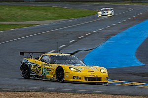 Le Mans Breaking news Corvette Racing keeping up fight in opening hours at Le Mans