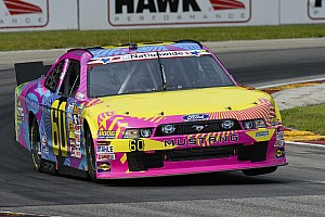 NASCAR XFINITY Race report RFR's Pastrana survives first road course at Road America