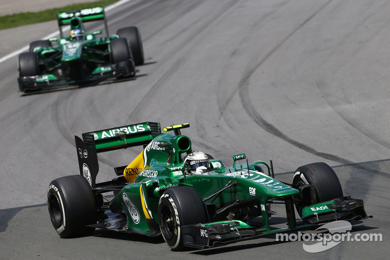 2014 Renault deal 'important' for Caterham - boss