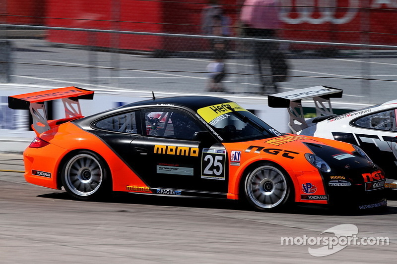 Sophisticated Sprint for IMSA's 100th GT3 Cup race  at The Glen