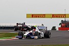 Trident Racing's Ceccon ending up Race 2 at Silverstone in 12th place