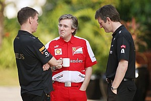 Formula 1 Breaking news Allison definitely Ferrari-bound - report