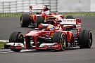 Ferrari return to pre-Silverstone form at Nürburgring  Friday practice