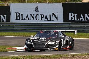 Blancpain Sprint Race report Laurens Vanthoor wins in Zandvoort and leads the 2013 FIA GT Series