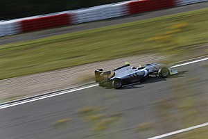 GP3 Race report Bamboo wins at the Nurburgring
