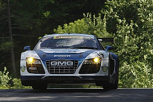 PWC Race report GMG maintains championship point lead despite challenging pace at Lime Rock