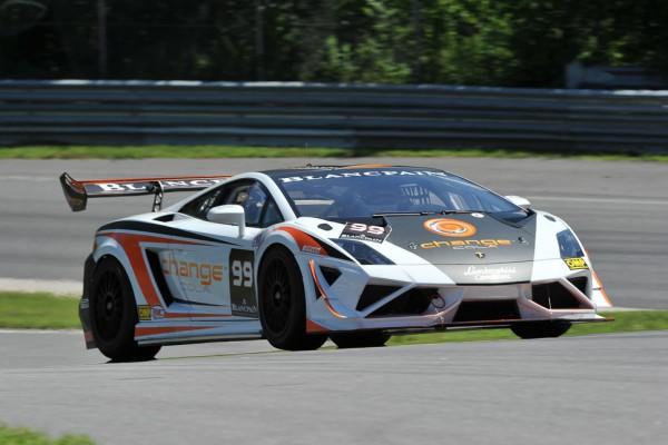 Lamborghini Super Trofeo celebrates Lime Rock Park weekend