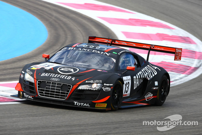 "Belgian Audi Club Team WRT's ""dream team"" for 24 Hours of Spa"