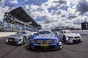 DTM Breaking news DTM, GRAND-AM and Super GT: identical regulations in 2017