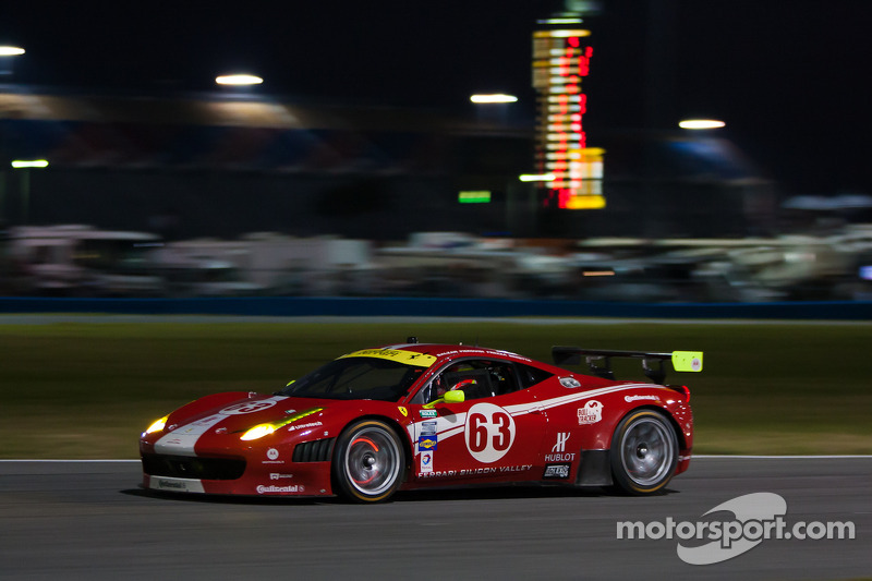 Two-time Rolex GT champion Leh Keen joins Scuderia Corsa Ferrari