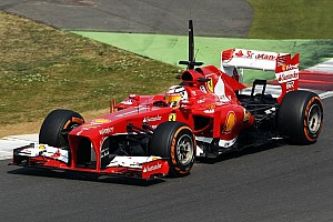 Formula 1 Testing report Pirelli: Young Driver Test in Silverstone met the objectives for all attendees