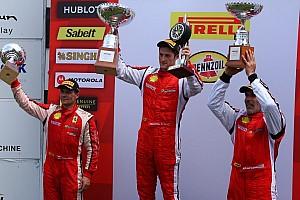 Ferrari Race report Ferrari Challenge celebrates 20th anniversary at Lime Rock Park