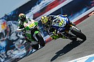 Third consecutive podium for Rossi in Laguna battle