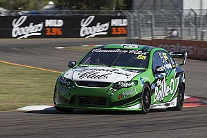 Supercars Practice report Reynolds spoils Mercedes-Benz party at Ipswich