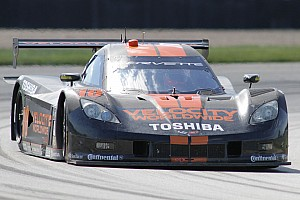 Grand-Am Qualifying report Jordan Taylor puts No. 10 Corvette DP on the pole for Brickyard Grand Prix