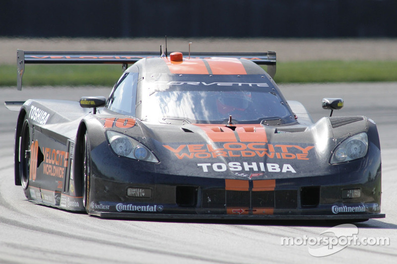 Jordan Taylor puts No. 10 Corvette DP on the pole for Brickyard Grand Prix