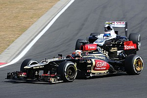 Formula 1 Race report Lotus' Räikkönen is back into drivers' championship P2 after second place at the Hungaroring