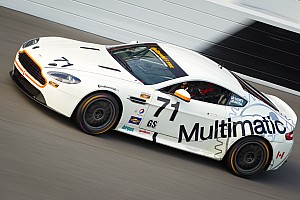Grand-Am Race report Promising run at the Brickyard CTSCC ends too soon for Marsal