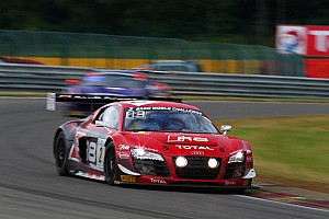 Endurance Race report The podium finish, a small consolation for the Belgian Audi Club and Team WRT at Spa