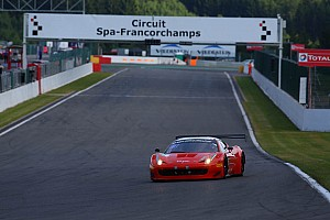 Endurance Race report Cameron, Griffin, Vilander and Mortimer on top in Pro Am at 24 Hours of Spa