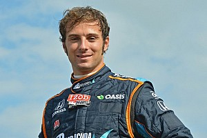 IndyCar Breaking news Filippi to drive for Barracuda Racing at Mid-Ohio